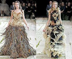 Zobacz nową kolekcję Alexandra McQueena!