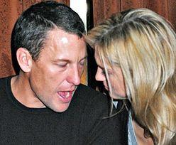 Lance Armstrong upił się w samolocie!