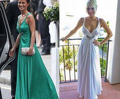 Pippa i Lindsay w takich samych sukienkach! (FOTO)