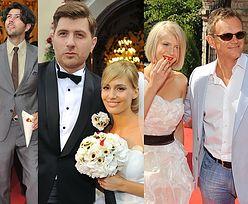 Gwiazdy na ślubie Popielewicz (ZDJĘCIA)