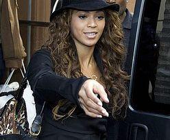 Beyonce jest rozkapryszoną gwiazdą