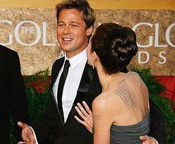 Brad i Angelina już po ślubie?