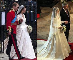 Chińska podróbka sukni ślubnej powstała w kilka godzin!