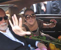 Wystraszona Celine Dion!