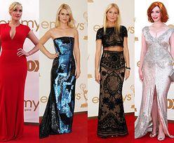 Najpięknieszje kreacje na Emmy Awards! (DUŻO ZDJĘĆ)