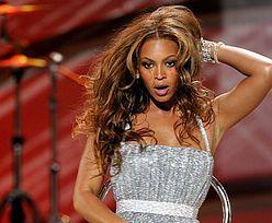 3-dniowy zarost... Beyonce