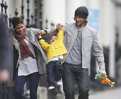 Halle Berry na spacerze z córką i byłym (ZDJĘCIA)