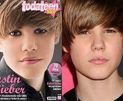Justin Bieber W PEŁNYM MAKIJAŻU? (FOTO)
