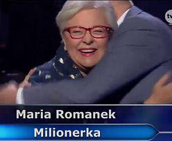 """PADŁ MILION w """"Milionerach""""! Wygrała go emerytowana nauczycielka"""