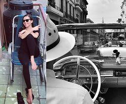 Ola Kwaśniewska zabrała męża na Kubę (FOTO)
