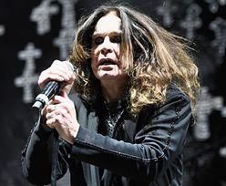 """Ozzy Osbourne odwołuje trasę koncertową: """"Infekcja palca, grypa i zapalenie oskrzeli"""""""
