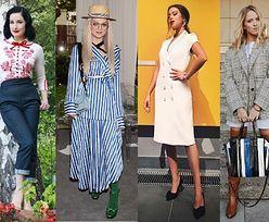 Najmodniejsze ubrania w stylu vintage - jakie wybierają celebrytki?