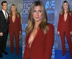 Biust Aniston na Critics Choice Awards! (ZDJĘCIA)