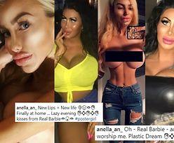 """Instawars: polska """"żywa Barbie"""" czy niemiecka """"26-letnia lalka""""? (SONDA)"""