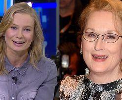 """""""Marzyłam, by poznać Meryl Streep i pocałować ją w rękę! To się spełniło!"""""""
