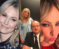"""Weronika Książkiewicz zagrała Magdalenę Ogórek w """"Uchu Prezesa""""! Podobna? (FOTO)"""