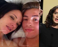 Argento jednak spała z 17-latkiem! Wyciekło ich zdjęcie zrobione PO STOSUNKU