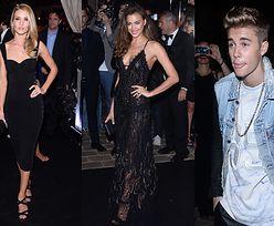 Justin Bieber i modelki na imprezie na jachcie! (FOTO)
