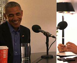 """Kulisy wywiadu księcia Harry'ego z Obamą: """"Czy muszę używać brytyjskiego akcentu?"""""""