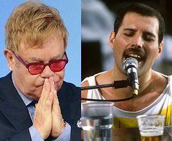 """Elton John wspomina Freddiego: """"Był światłością dla świata"""""""