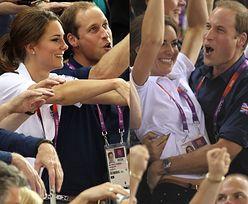 Kate i William kibicują na Olimpiadzie (ZDJĘCIA)