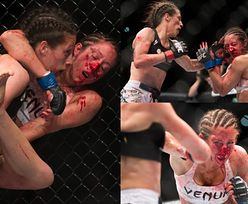 Polka ZMASAKROWAŁA Amerykankę w UFC! (ZDJĘCIA)