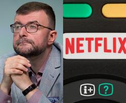 """Netflix zapowiedział serial na podstawie powieści POLSKIEGO PISARZA! Tomasz Bagiński i Jacek Dukaj w roli producentów serii """"Kierunek: Noc"""""""