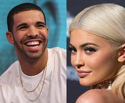 Drake zaprosił Kylie Jenner na swoje urodziny. Świadkowie twierdzą, że FLIRTOWALI ze sobą!