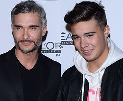 Maciej Myszkowski z synem Leonem RAZEM na imprezie. Który przystojniejszy? (FOTO)