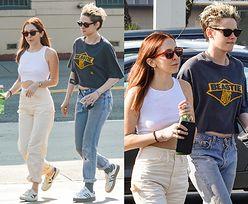 Nonszalancka Kristen Stewart spaceruje z nową dziewczyną