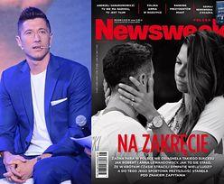 """""""Newsweek"""" wróży koniec Lewandowskich. """"Mógł być jedną z legend Bayernu, ale wolał marzyć o Realu. To jego przekleństwo"""""""