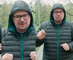 """Terlikowski jako POGODYNEK na YouTube! """"Brzydka pogoda nie istnieje. Jeśli pada to znaczy, że ma padać"""""""