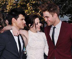 """Lautner wspiera Kristen! """"Jest bardzo wrażliwa"""""""