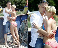 49-letni Moskwa czuli się do młodszej kochanki!