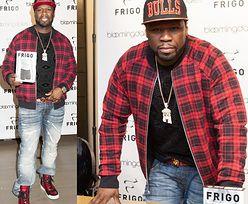 50 Cent też sprzedaje bokserki...