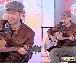 """Piotr Lato z """"Big Brothera"""" śpiewa w """"Dzień Dobry TVN""""!"""