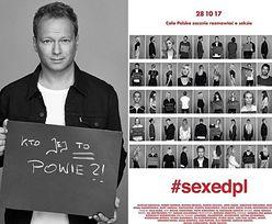 """Maciej Stuhr w pierwszym odcinku #sexedpl: """"Zawsze i wszędzie, na każdym etapie, możesz powiedzieć """"nie"""". To twoje prawo"""""""