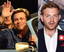 """Zawierucha o Hollywood: """"Poznałem Brada Pitta i Leonardo DiCaprio. Na lotnisku czekała na mnie limuzyna i zabrała mnie do własnego apartamentu"""""""