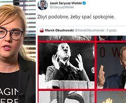 """Magdalena Adamowicz o porównaniu Tuska do Hiltera: """"To jest naganne, to sianie fake newsów i mowa nienawiści"""""""