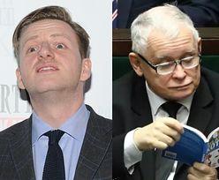 """Twardoch o obecnych rządach: """"Wyśmiewanie Kaczyńskiego, czy okazywanie pogardy wyborcom, doskonale PiS-owi służy"""""""