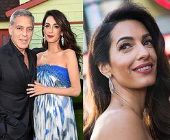 Amal Clooney jest w drugiej ciąży?!