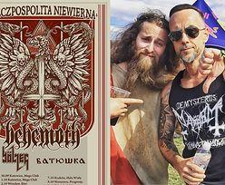 Behemoth został pozwany za znieważenie polskiego godła!