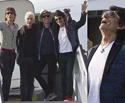 The Rolling Stones wylądowali na Kubie! (ZDJĘCIA)