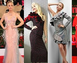 Sukienki na bal karnawałowy w stylu gwiazd
