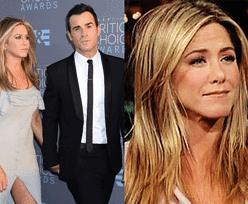 Jennifer Aniston rozstała się z Justinem Theroux?
