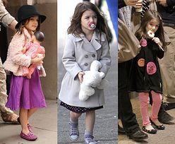"""Suri """"najlepiej ubranym dzieckiem na świecie""""! (ZDJĘCIA)"""