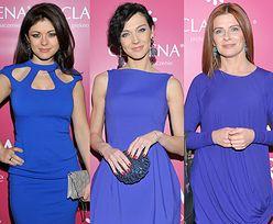 Niebieski w modzie? (FOTO)