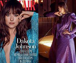"""Zamyślona Dakota Johnson w nastrojowej sesji dla """"Vanity Fair"""""""