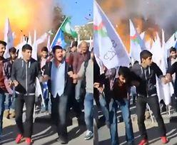 Tak wyglądał zamach terrorystyczny w Turcji. Zobaczcie nagranie!