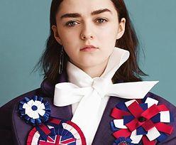 """Gwiazda """"Gry o tron"""" w """"Dazed Magazine"""""""